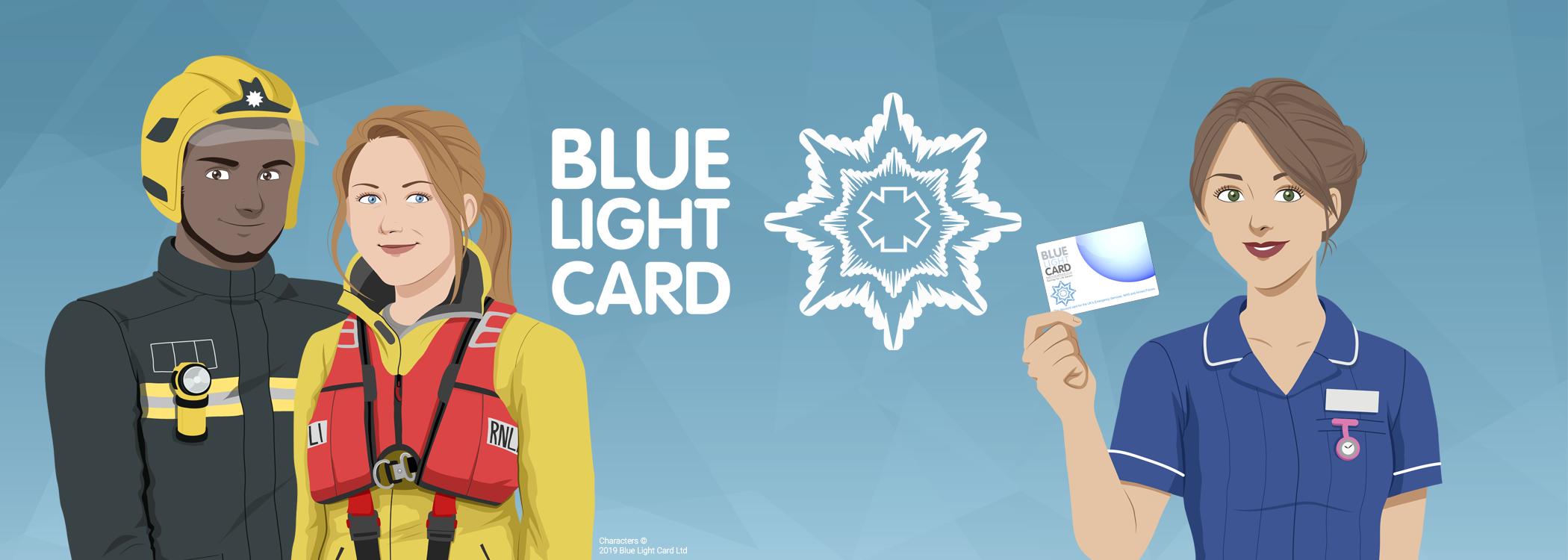BLue Light Card the UKs largest Emergency Service, NHS and Armed Forces Discount Provider