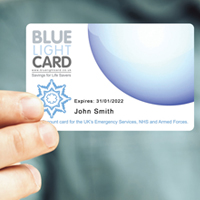 Emergency Services, NHS, Armed Forces and Veterans across the UK can now receive a 10% discount at Starbucks with a Blue Light Card or Defence Privilege Card