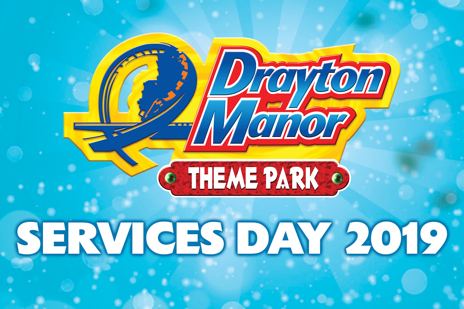 Drayton Manor Theme Park Services Day