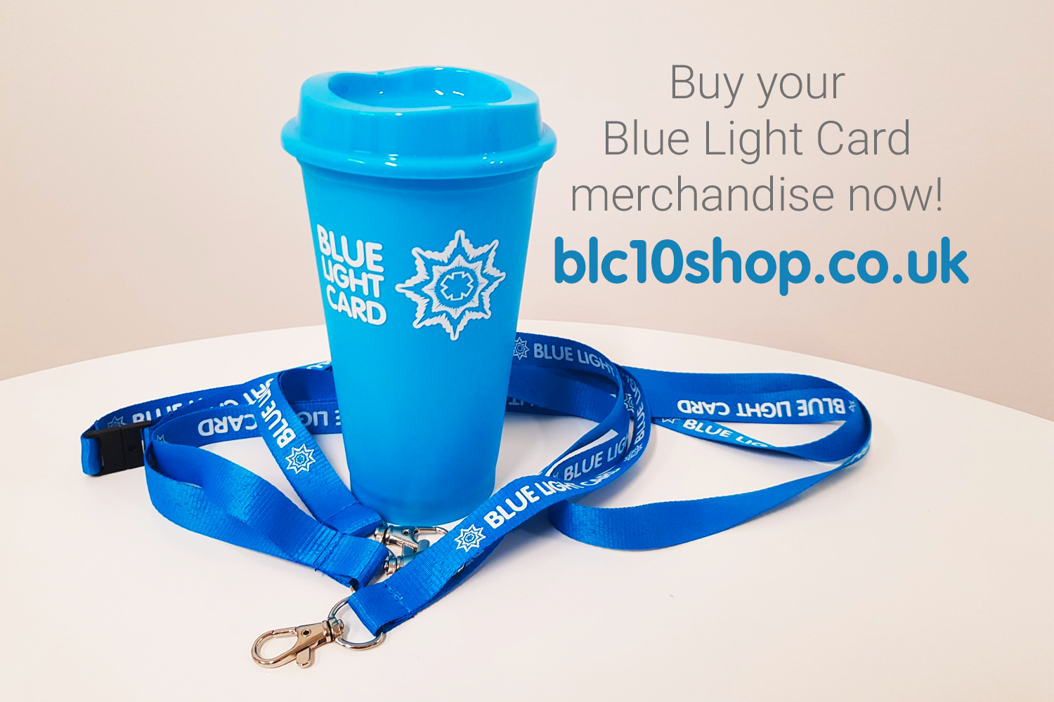 Blue Light Card Shop - Now Open!