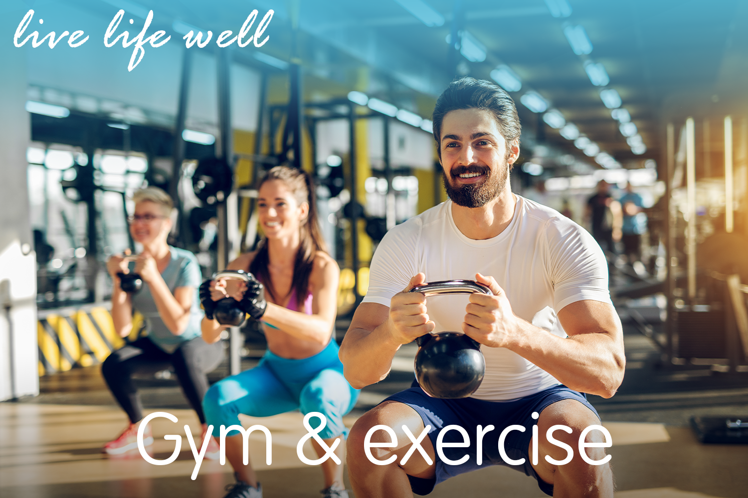 Gym and exercise discounts